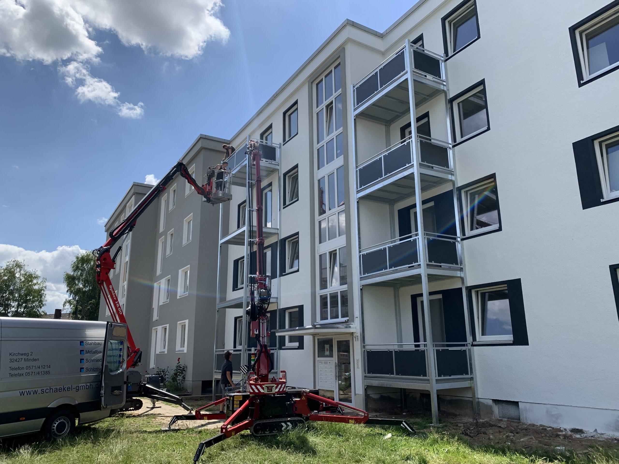 Wohnhaus Minden GmbH investiert 10 Mio. Euro
