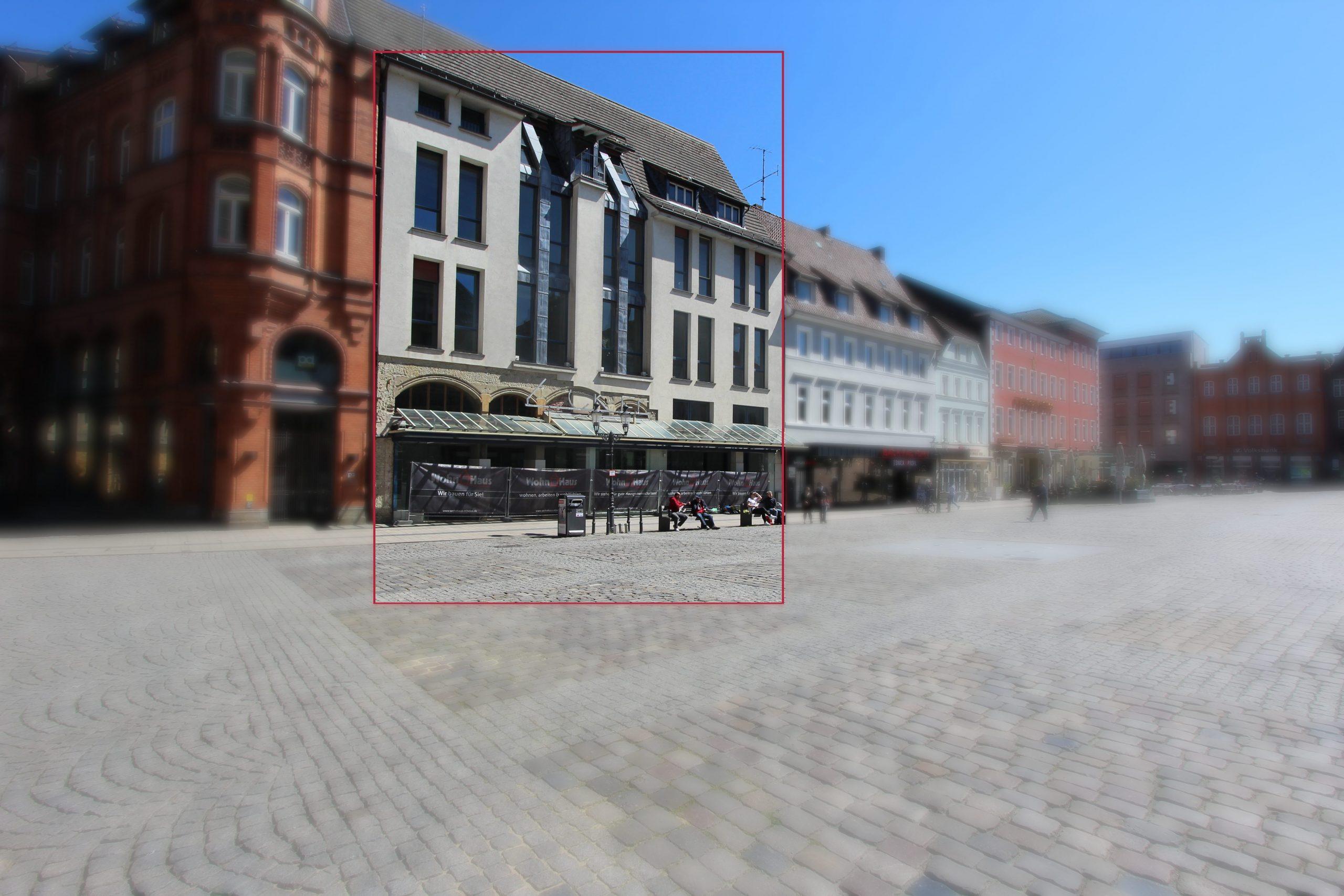 Wohnhaus Minden GmbH erwirbt ein Stück des Marktplatzes