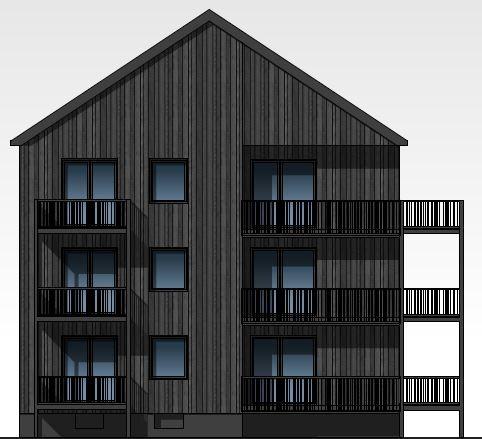 112 neue Wohnungen für Singles